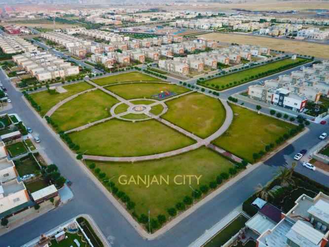 Ganjan City